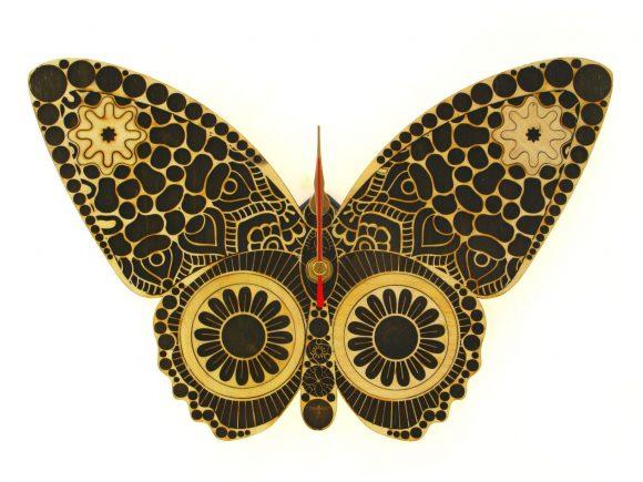 wood-clock-butterfly1