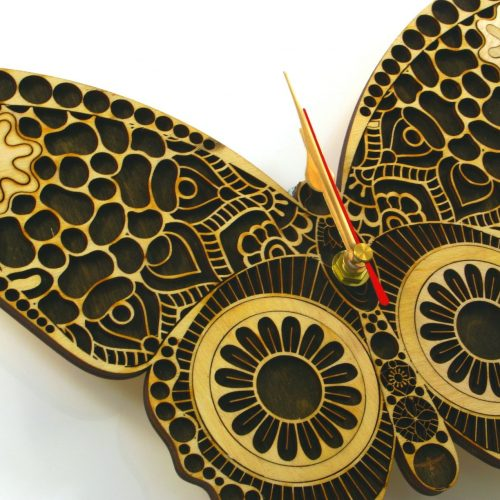 wood-clock-butterfly4