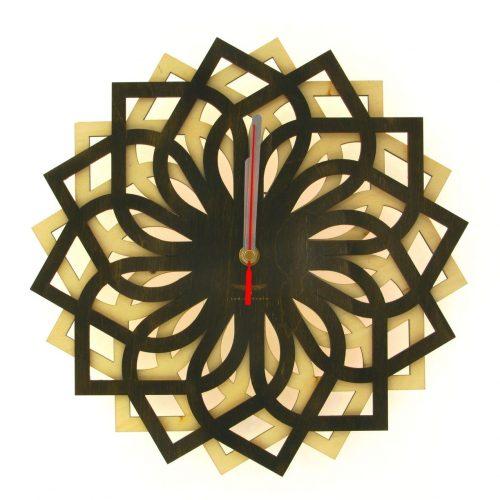 wood-clock-flower1