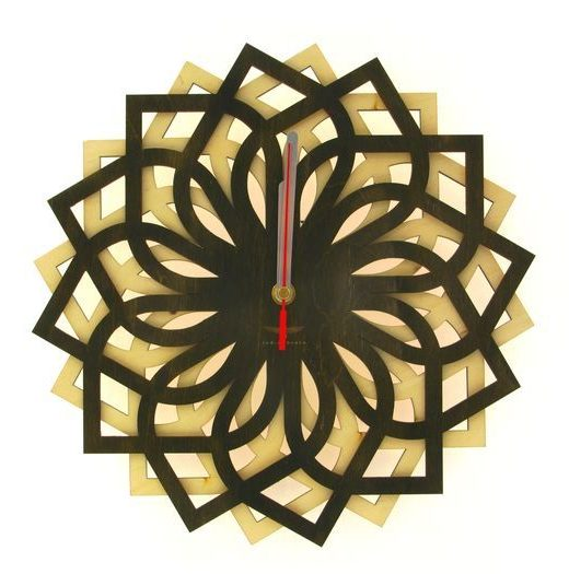 wood-clock-flower1-700