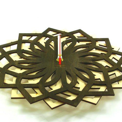 wood-clock-flower3