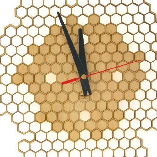 wood-clock-honey2