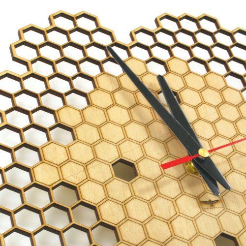 wood-clock-honey4