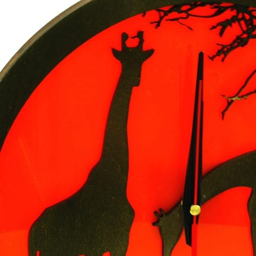 wood-clock-africa-giraffe3