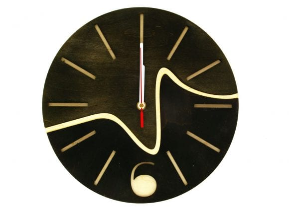 wood-clock-line1