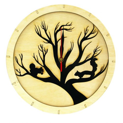 wood-clock-squirrel1