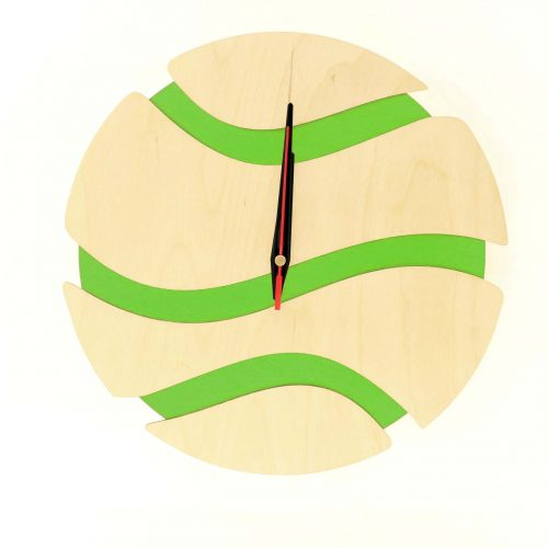 wood-clock-f1_zielony