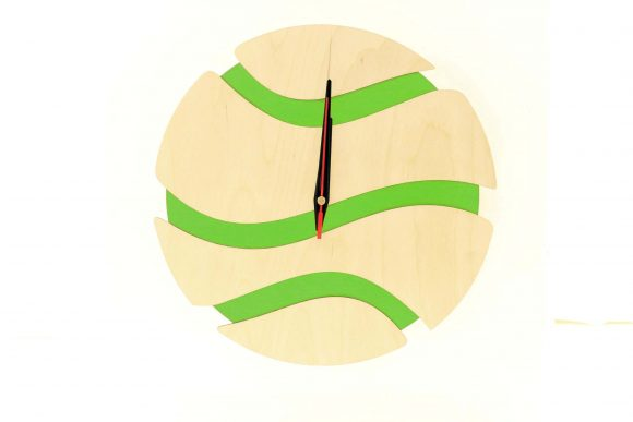 wood-clock-f1_zielony