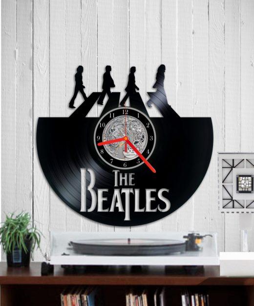 vinyl-clock-beatles1