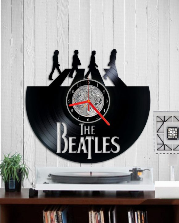 vinyl-clock-beatles1