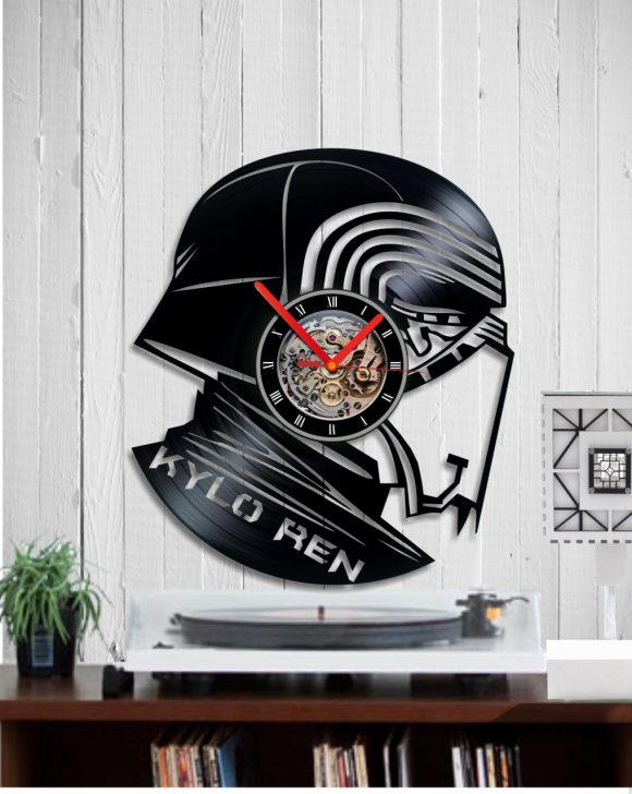 vinyl-clock-star-wars-kylo-ren