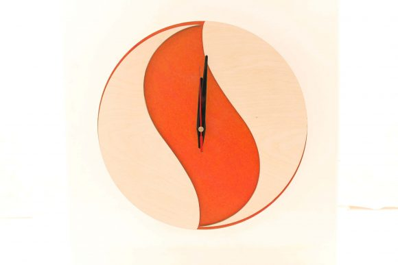 wooden-clock-modern-e1_orange