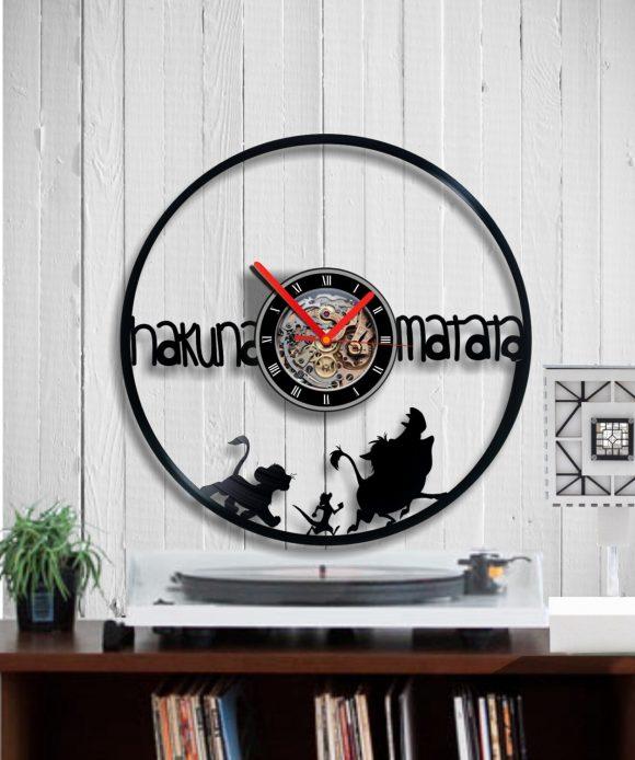 vinyl-clock-hakunamatata2