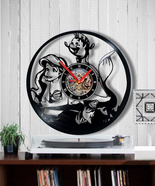 vinyl-clock-little-mermaid3