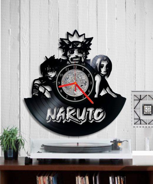 vinyl-clock-naruto